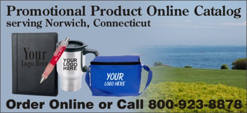 Promotional Products Norwich, Connecticut